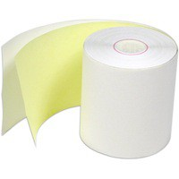 Premier Rolls 2-Ply Carbonless 76x76x2mm White AD2767612