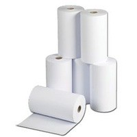Telex Roll 214x120mm 1-Ply White TR91