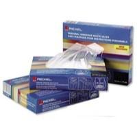 Rexel Shredder Waste Sack AS2000 Pack of 100 40090