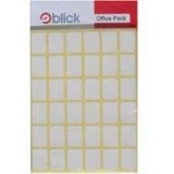 Blick Label Window Pack 12x18mm White Pack of 2000 RS011552