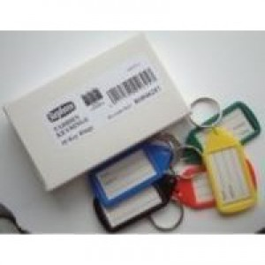 Stephens Tabbies Keyring Assorted Pack of 10 RS046257