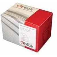 Image for Blick Address Label Roll of 150 50x80mm TD5080 RS221654