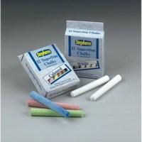 Image for Stephens Chalk White Sticks Hanging Pack of 12