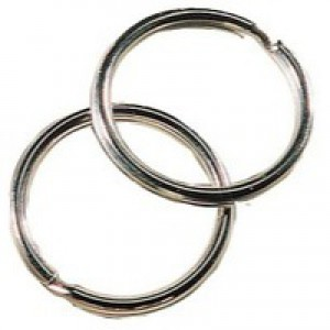 Stephens Keyring Replacement Split Rings Pack of 100 RS790556