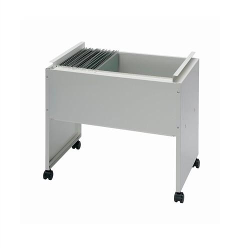 Rotadex Standard Universal Filing Trolley Grey RT50