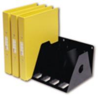 Image for Rotadex Black 7-Pt A4 Ring Binder Rack