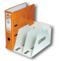 Image for Rotadex 3-Section Lever Arch Rack LAR3