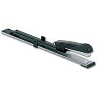 Rexel Long Reach Stapler 308mm Throat Depth Black 15 Sheet (Pack of 1) 01026
