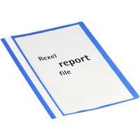 Rexel Report File A4 Blue Pack of 25 12602BU