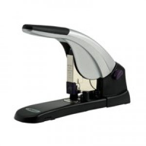 Rexel Mercury Heavy Duty Stapler Grey/Purple 2100922