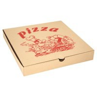 Caterpack 12 Inch Pizza Box Pk50 RY00258