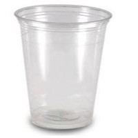 Clear Plastic Water Cups 20cl (Pk 1000) RY0146