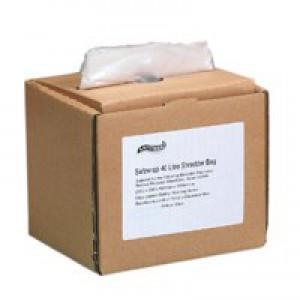 Safewrap Shredder Bag 40 Litre Pack of 100 RY0470