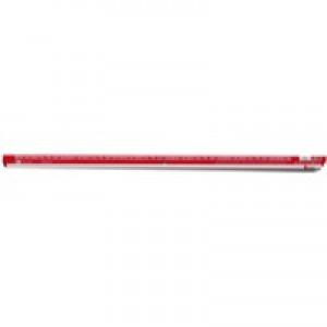 Sasco Aluminium Chart Track Two Rails Upper and Lower for Single W915mm Chart Ref 20360