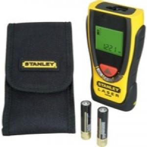 Stanley Tlm 99 Laser Measure Yellow
