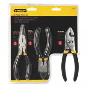 Stanley 3-Piece Pliers Set 0-84-114