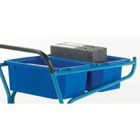 Small Container Order Picking Trolley 316642