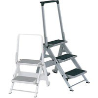 Safety Step Aluminium 3-Tread 306894