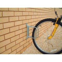 Cycle Holder Wall Mounted 90 Degree 306935