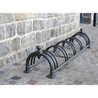 Cycle Rack Versaille Black 383767