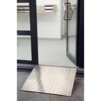 Image for Aluminium Ramp 800x800mm Capacity 300kg