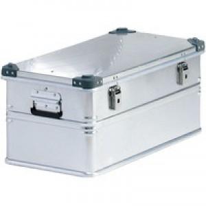 Container With Lid Aluminium 309692