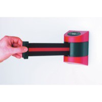 Barrier 4.6 Metres Fully Retractable Red/Black 309830