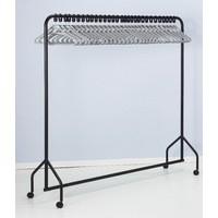 Image for 30 Hanger Garment Rail Black 311418