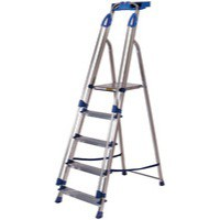 Blue Seal Ladder 5-Tread Aluminium 311495