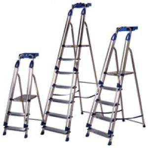 Blue Seal Ladder 6-Tread Aluminium 311496