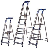 Blue Seal Ladder 6-Tread Aluminium 311496