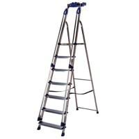 Blue Seal Ladder 7-Tread Aluminium 311497