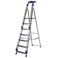 Blue Seal Ladder 8-Tread Aluminium 311498