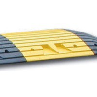 Speed Ramp 500x400x50mm Yellow 313653