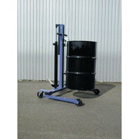Hydraulic Drum Trolley Large Wheels 314539