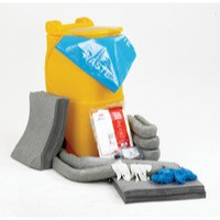 Spill Response Kit 2 Wheeled Bin 314639