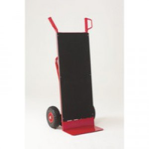 Multi-Purpose 3-in-1 Hand Truck with Anti-Slip Back 316375