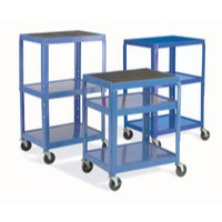 Trolley Adjustable Height 1070x460x610mm 316514