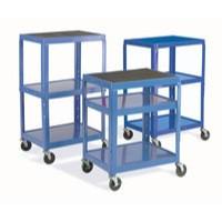 Trolley Adjustable Height 1070x460x610mm 316514