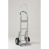 Stairclimbing Hand Truck Tall Frame Low-Friction Skids Aluminium 317675