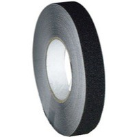 Anti-Slip Tape 100mm x183 Metres Self-Adhesive Black 317714