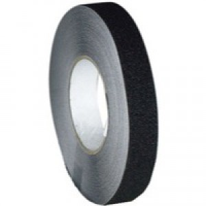 Anti-Slip Tape 150mm x183 Metres Self-Adhesive Black 317716