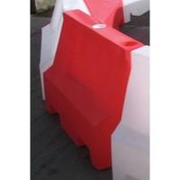 Traffic Separators 600x500mm Red 317759