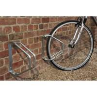 Image for Adjustable Single Cycle Holder Aluminium 320076