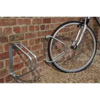Adjustable Single Cycle Holder Aluminium 320076