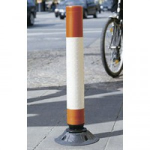 Flexible Post H1000mm Red 320213