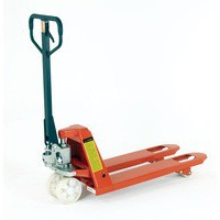 Printer Pallet Truck 450x900mm Red 321620