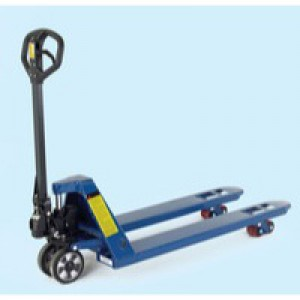 Quick Lift Pallet Truck 680x1200mm 2.5 Tonne Capacity Blue 323089
