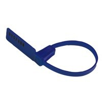 Security Seal Posilok Pack of 1000 180mm Blue 323399