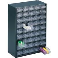 Image for Dk.Grey Storage Cabinet 45 Drawer 324193